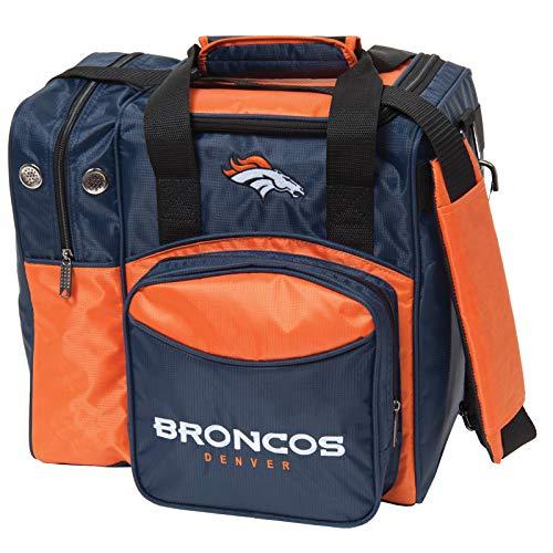 KR Strikeforce Denver Broncos Bowlingtasche, Mehrfarbig