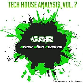 Tech House Analysis, Vol. 7