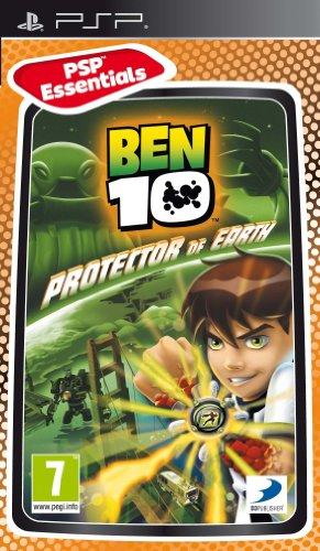 Ben 10 Protector of Earth - Essentials (Sony PSP) [importación inglesa]