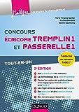Concours Écricome Tremplin 1 et Passerelle 1 - 2e éd. - Tout-en-un - Tout-en-un