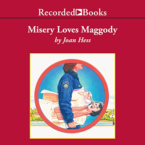 Misery Loves Maggody audiobook cover art