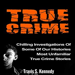 True Crime cover art