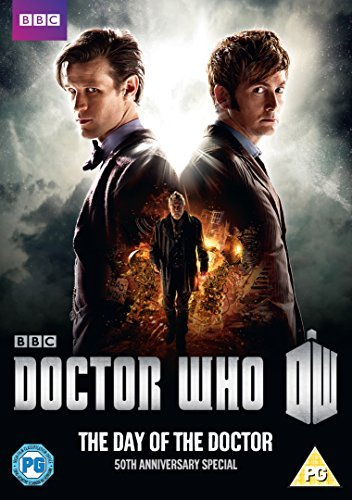 Doctor Who: The Day of the Doctor - 50th Anniversary Special [DVD] by Matt Smith