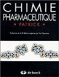 Chimie pharmaceutique