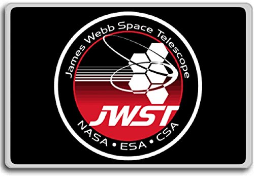 James Webb Space Telescoop - Ruimte, Satelliet en Telescoop Insignia