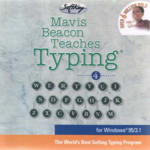 Mavis Beacon Teaches Typing V4