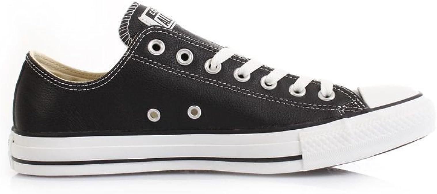 Converse Lederchucks   CT OX 18C   Black, Schuhgröße18 ...