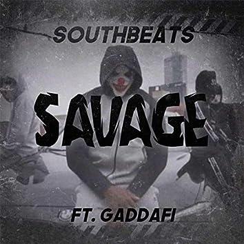 Savage (feat. Gaddafi)