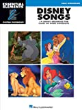 Essential Elements Guitar Ens - Disney Songs -Partition+Parties Separees (Essential Elements Guitar Ensemble): Essential Elements Guitar Ensembles Early Intermediate Level