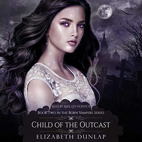 Child of the Outcast audiobook cover art