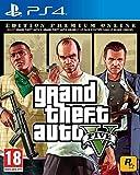 Take 2 NG GTA 5 Premium – PS4