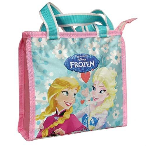 2418; Disney Frozen vierkante tas; afmetingen 20x18,5x6 cm; ideaal geschenk
