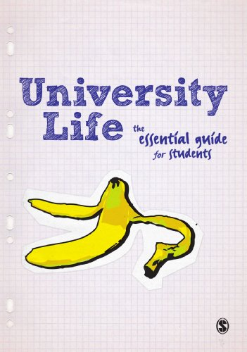 University Life: The Essential Guide for Students: The Essential Guide for Students (Amazon only)