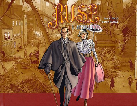 Ruse, Tome 3 : Apparences