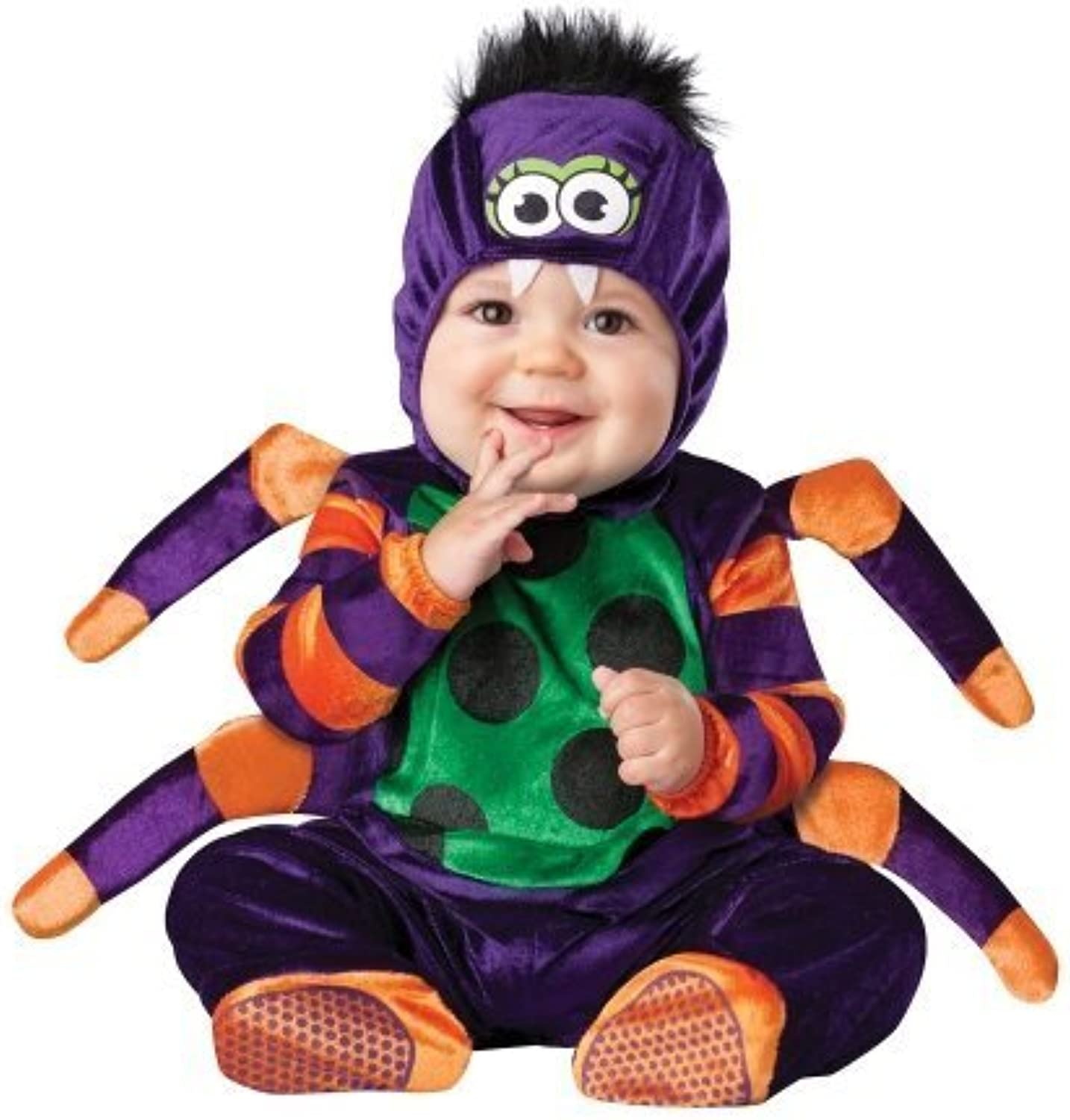 Itsy Bitsy Spider 2B Infant Costume (18M-2T) by Halloween FX