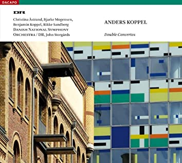 Koppel, A.: Concerto for Violin and Accordion / Concerto for Saxophone and Piano