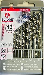 35/X 370/mm. eurobit 0430/Punta para martillos SDS Max 4/cortes
