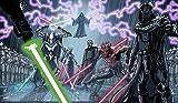 [Últimas Noticias] DIY Lienzo Pintura - Star Wars Legend -Pintura por...