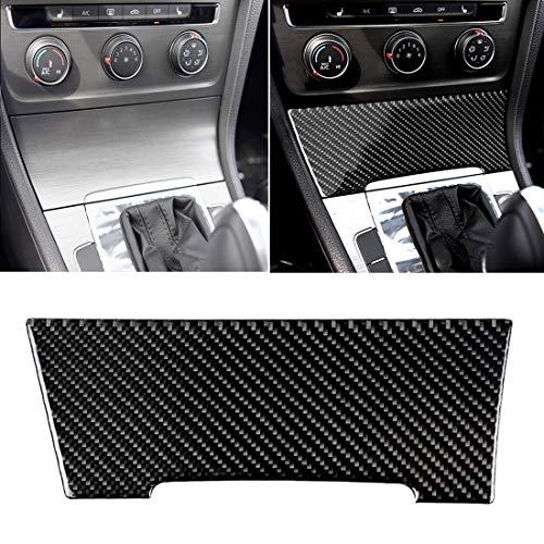 ZZjingli. Auto-Carbon-Faser-Zigaretten-Feuerzeug dekorative Aufkleber for Volkswagen Golf 7 2013-2017