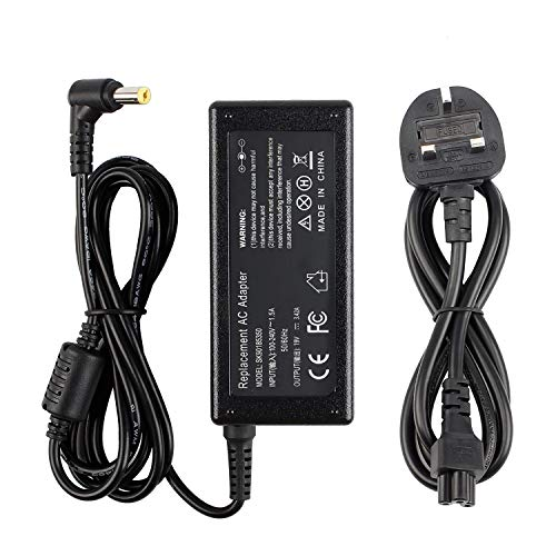 Ywcking Replacement Acer Laptop Charger 65W, AC Power Adapter for Acer Aspire and More