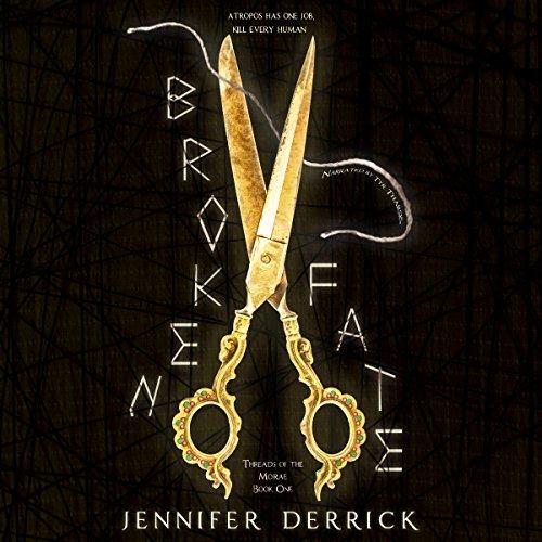 Broken Fate audiobook cover art