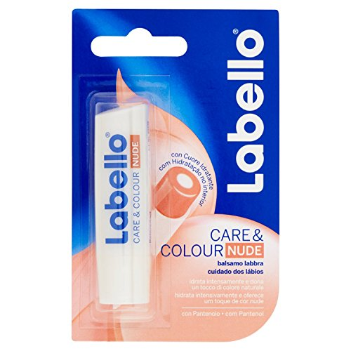 Care & Colour Lippenbalsam Nackt