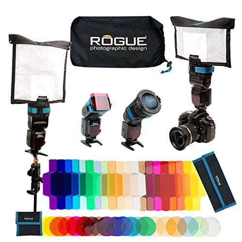 ExpoImaging ROGUEKIT2 Luce Portatile, Multicolore