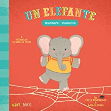 Un Elefante: Numbers- Numeros (English and Spanish Edition)