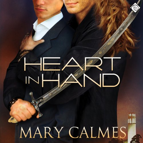 Heart in Hand audiobook cover art