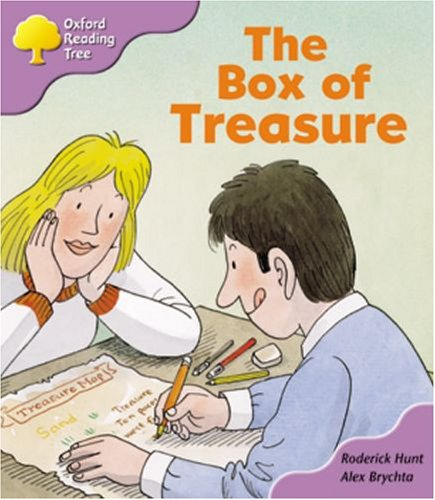 Oxford Reading Tree: Stage 1+: More First Sentences B: the Box of Treasureの詳細を見る