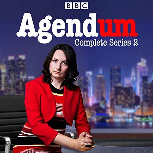 Agendum: Series 2 cover art