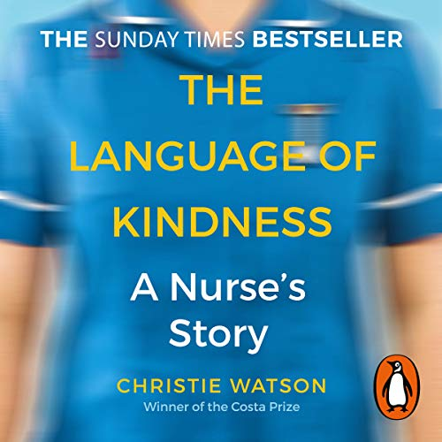 The Language of Kindness audiobook cover art