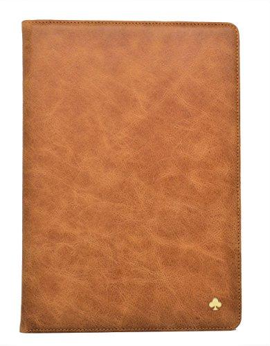 Porter Riley - Lederhülle für iPad 9.7