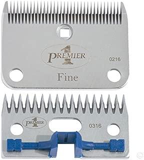 Premier Fine Clipping Blade Set