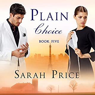 Plain Choice audiobook cover art
