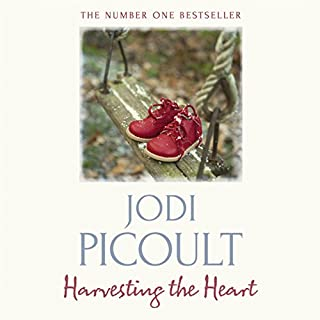 Harvesting the Heart                   By:                                                                                                                                 Jodi Picoult                               Narrated by:                                                                                                                                 Kate Harper,                                                                                        Garrick Hagon                      Length: 17 hrs and 20 mins     96 ratings     Overall 3.9
