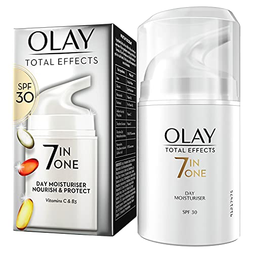 Olay Total Effects 7 in one Day Moisturiser Nourish and Protect, 50ml