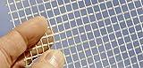 Armature fibre de verre en rouleau. 1mx50m Trame de façade anti-fissure - 320 g/m²