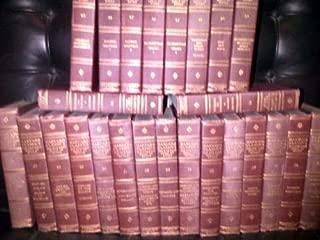 Harvard Classics Five-Foot Shelf of Books. Complete 52 Volume Set