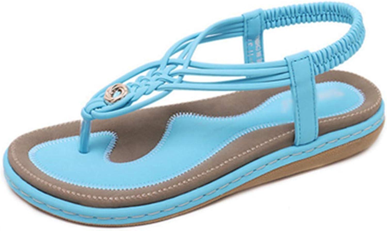 Owen Moll Women Casual Sandals Flip Flop Female Soft Comfortable Summer Flats shoes