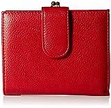 Buxton Chelsea RFID Lexington Wallet, red