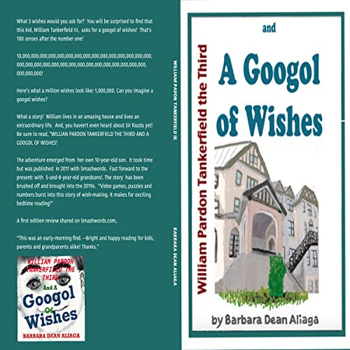 William Pardon Tankerfield the Third and a Googol of Wishes: A Bedtime Story Adventure                   De :                                                                                                                                 Barbara Dean Aliaga                               Lu par :                                                                                                                                 Oliver Hunt                      Durée : 2 h et 7 min     Pas de notations     Global 0,0