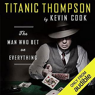 Titanic Thompson audiobook cover art