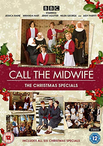 Call The Midwife - The Christmas Specials [DVD] [2018]