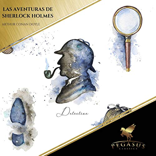 Las Aventuras de Sherlock Holmes audiobook cover art