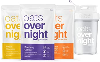 Best quaker overnight oats recipes Reviews