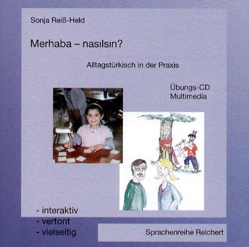 Preisvergleich Produktbild Merhaba - nasilsin : Interaktive Übungen,  1 CD-ROM