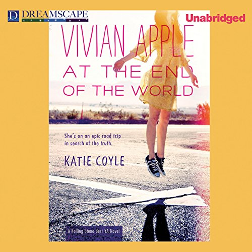 Vivian Apple at the End of the World cover art