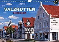 SALZKOTTEN - Saelzerstadt (Wandkalender 2022 DIN A4 quer): Baudenkmaeler in Salzkotten (Monatskalender, 14 Seiten )