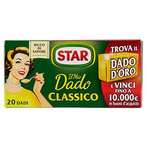 Star Il Mio Dado Classico, 20 Cubetti, 200 g